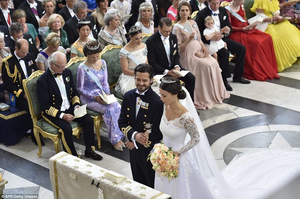 matrimonio Principe Carl Philip